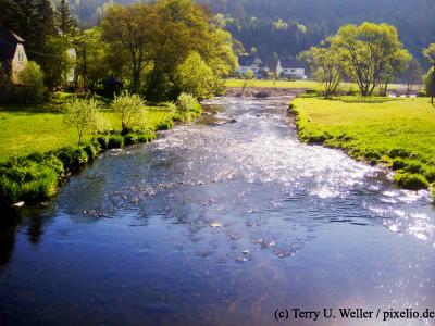 Ein reifer Fluss hat was